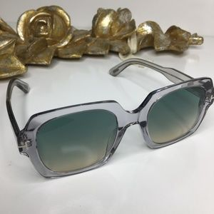 Tom Ford Autumn Square Sunglasses NWT